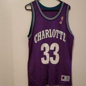 Champion Shirts - Charlotte Jersey #33